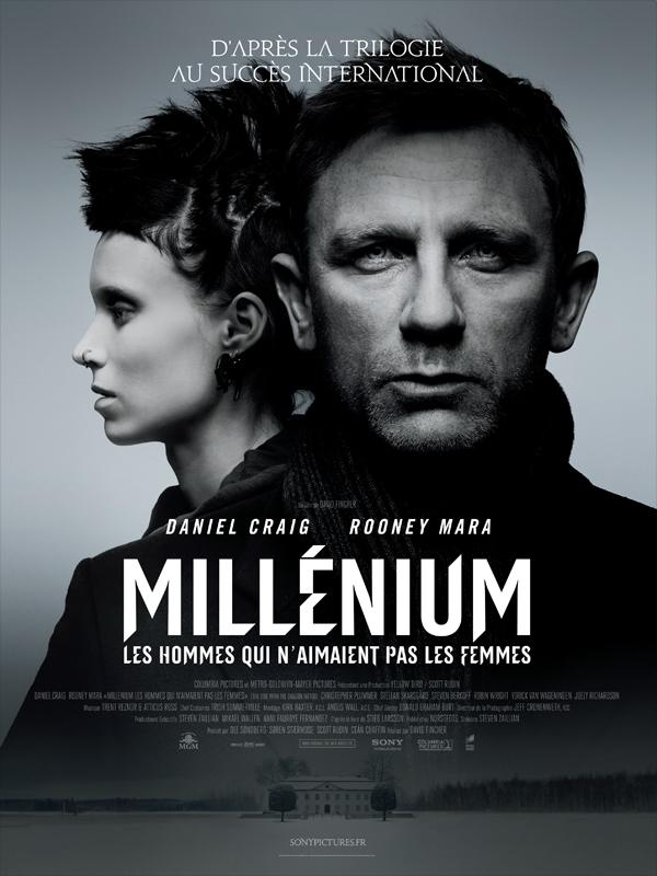 Millenium Les hommes qui n