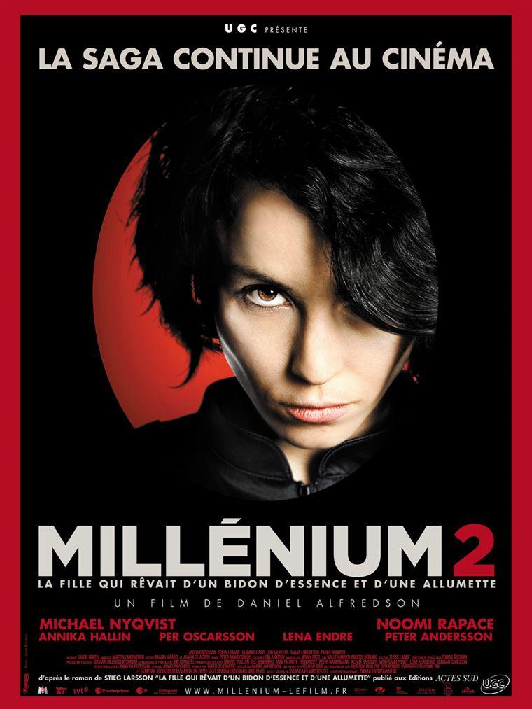 Millénium 2 - La Fille qui rêvait d