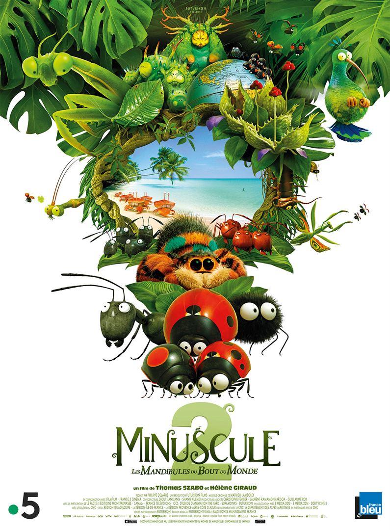 Minuscule 2 Les Mandibules du Bout du Monde