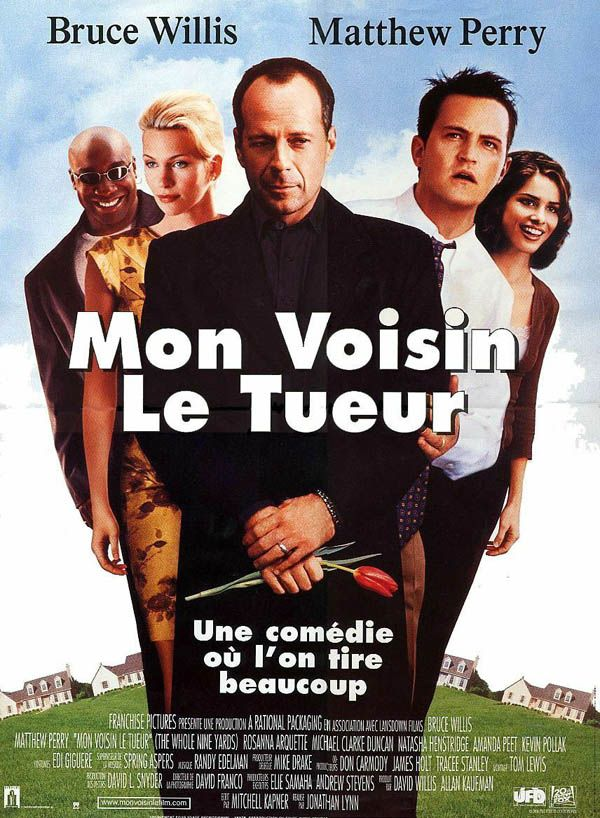 Mon voisin le tueur [DVDRIP] [TRUEFRENCH] AC3 [FS]