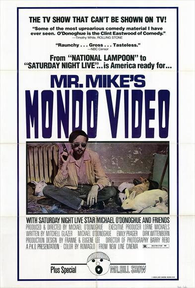 Mr. Mike mondo