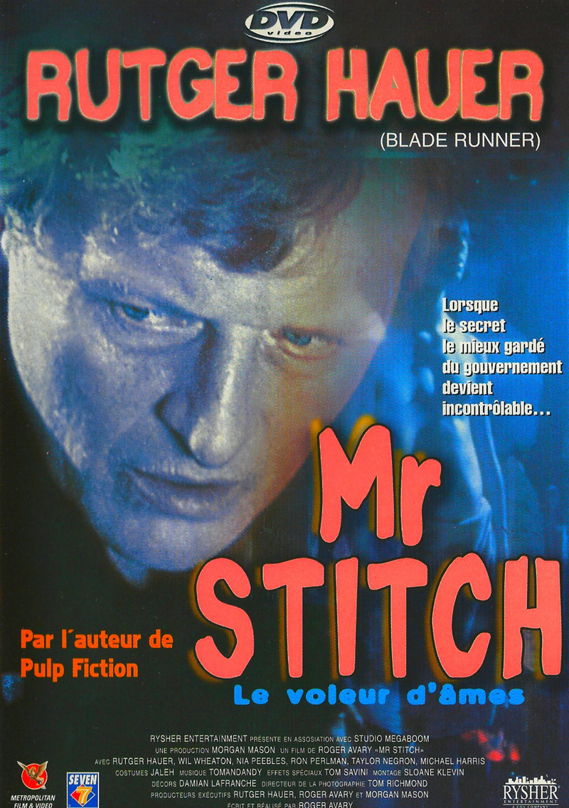 Mr. Stitch : Le voleur d