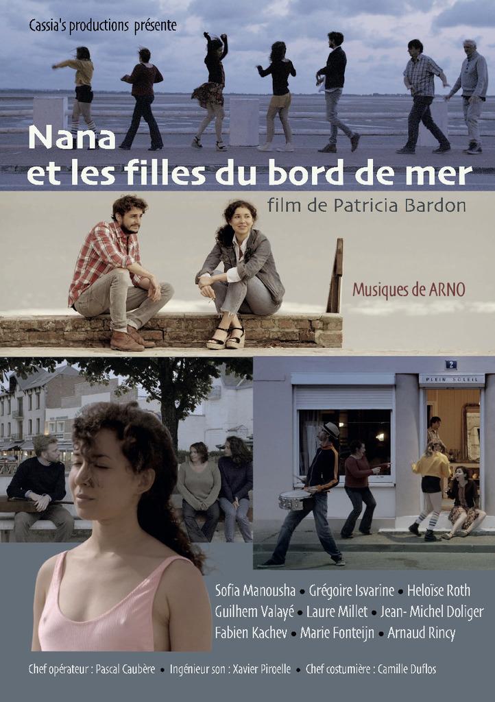 Nana et les filles du bord de mer