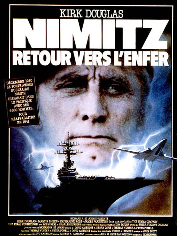 Nimitz, retour vers l