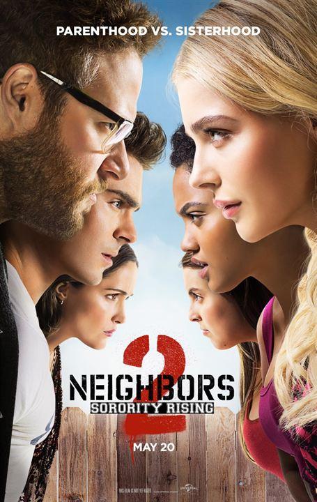 Nos pires voisins 2