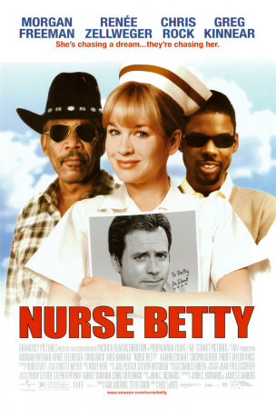 Nurse Betty affiche