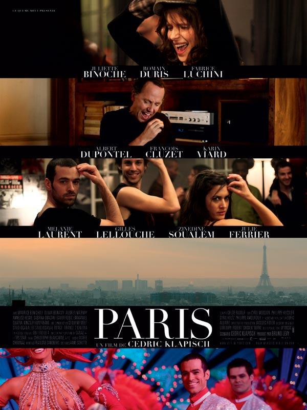Paris (2008) affiche