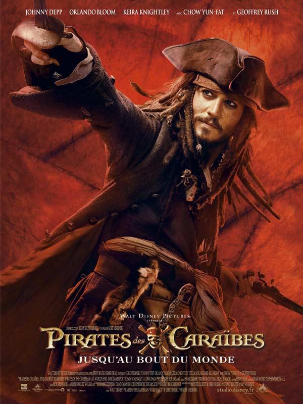 Pirates des Caraïbes : Jusqu