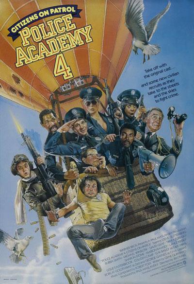 Police Academy 4: Aux armes Citoyens