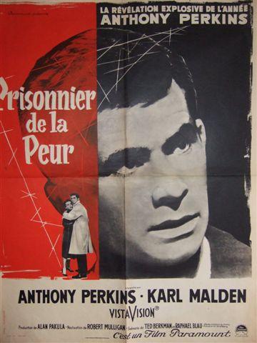 Prisonnier de la peur