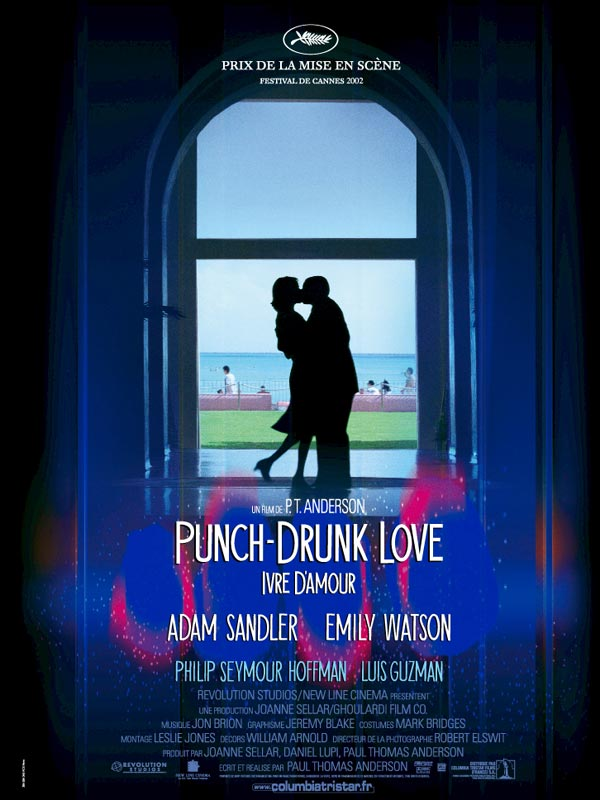 Punch-drunk love Ivre d