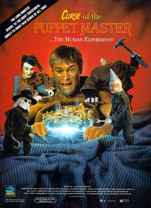 Puppet Master VI : Le Retour des Puppet Master