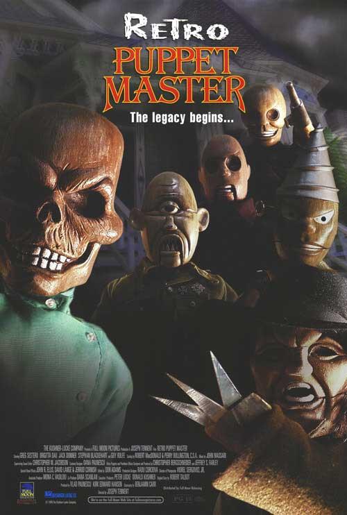 Puppet Master VII : Retro Puppet Master