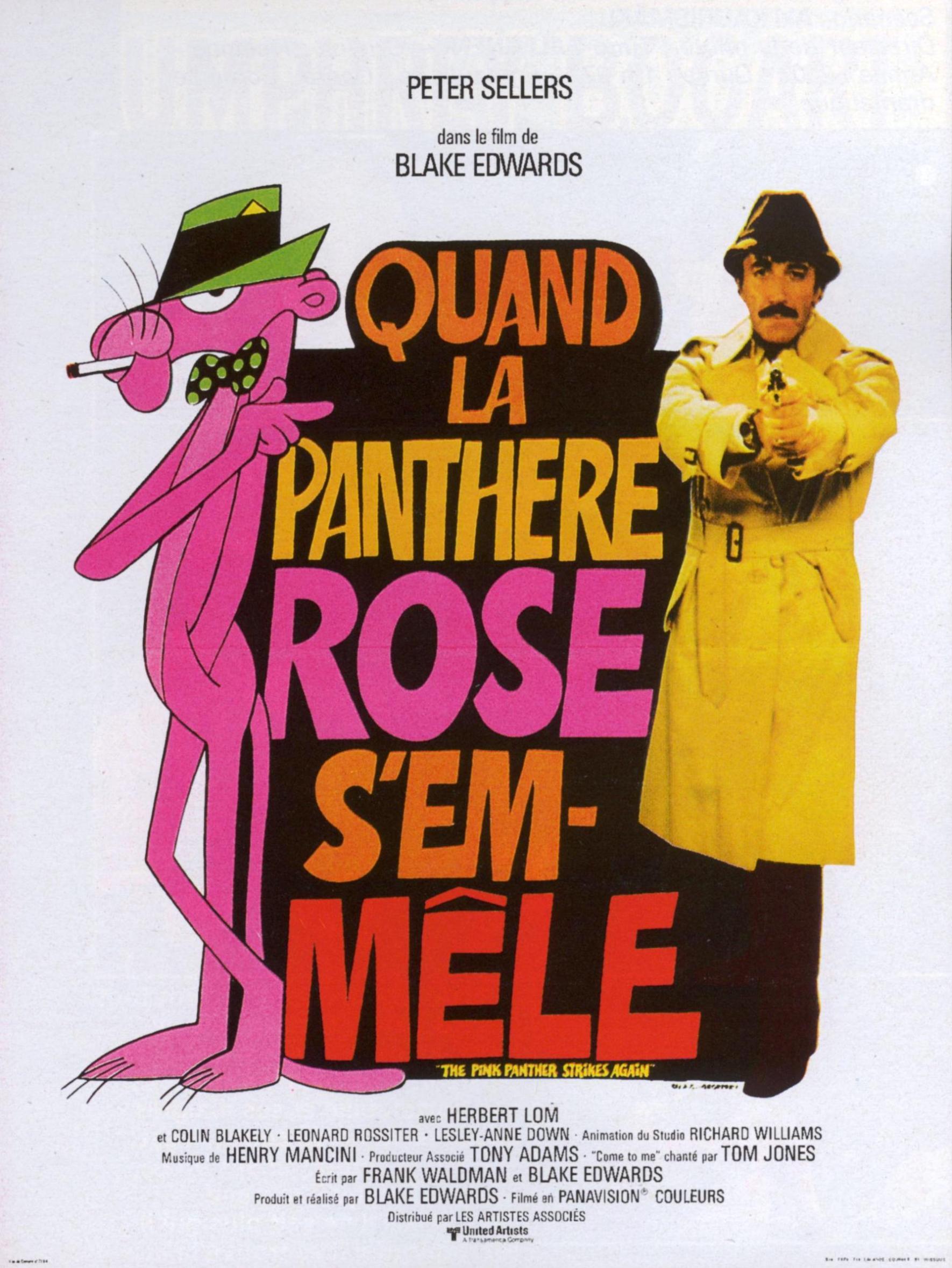Quand la Panthère rose s