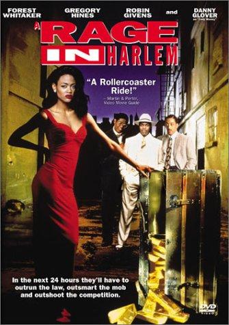Rage in Harlem : la reine des pommes