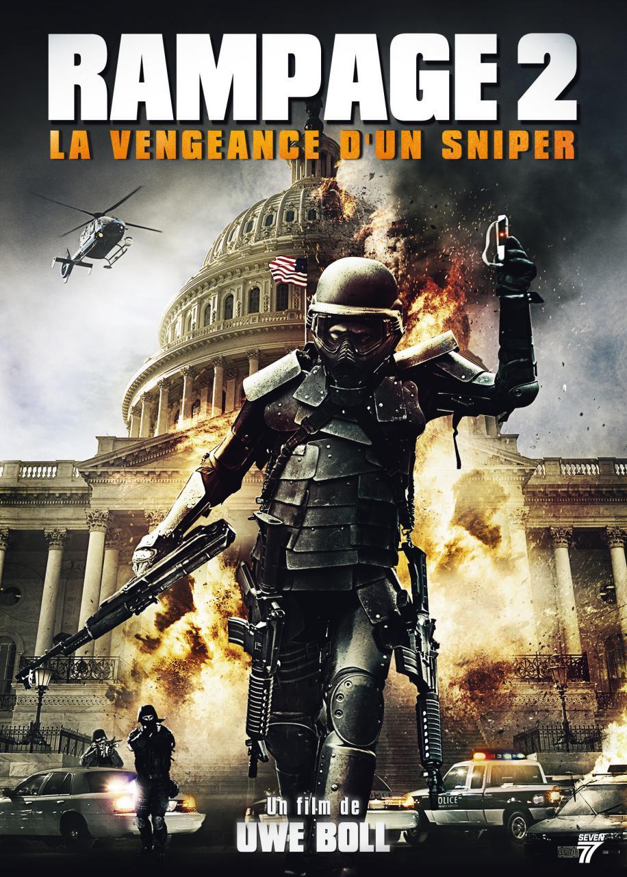 Rampage 2 La vengeance d