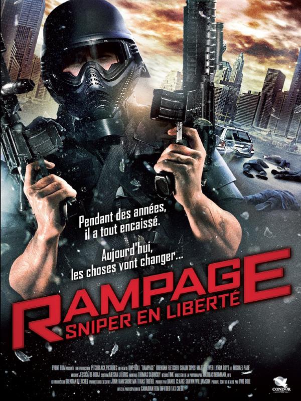Rampage Sniper en Liberté