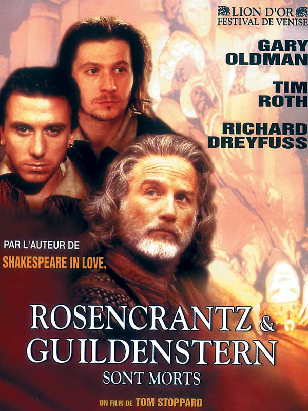 Rosencrantz et Guildenstern sont morts
