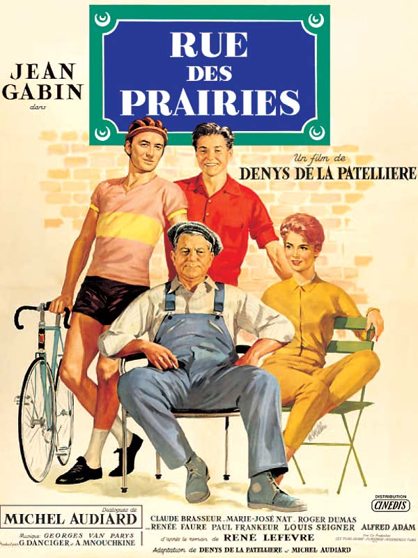 Rue des Prairies