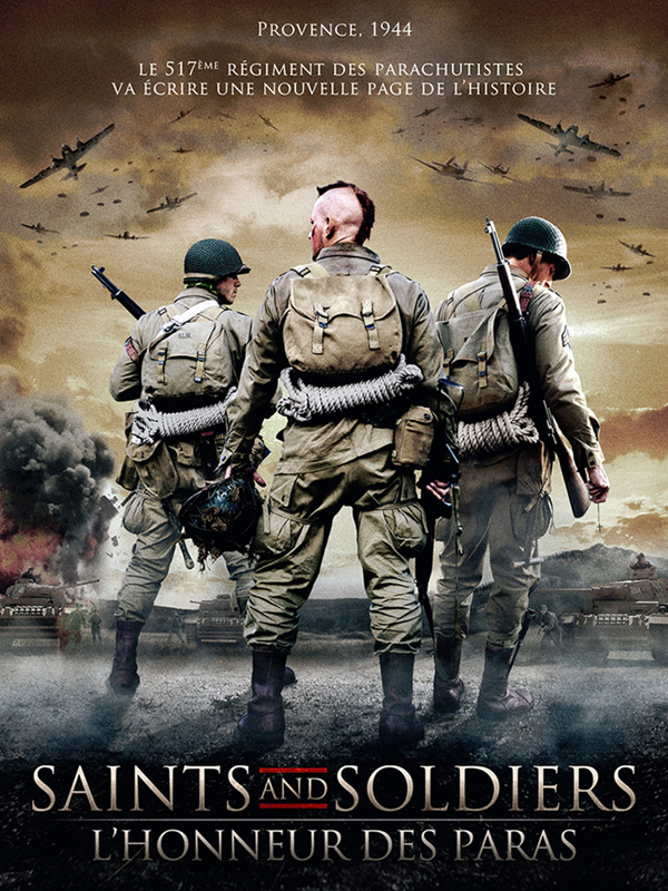 Saints and Soldiers : L
