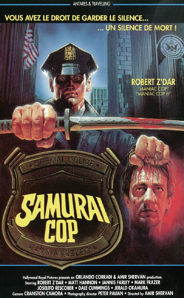 Samouraï Cop