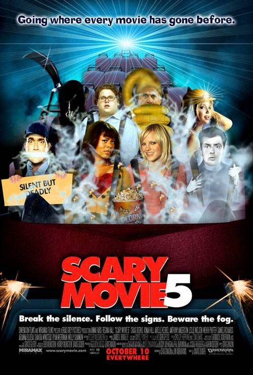Scary Movie 5 | Multi | Blu-Ray 1080p | 2013