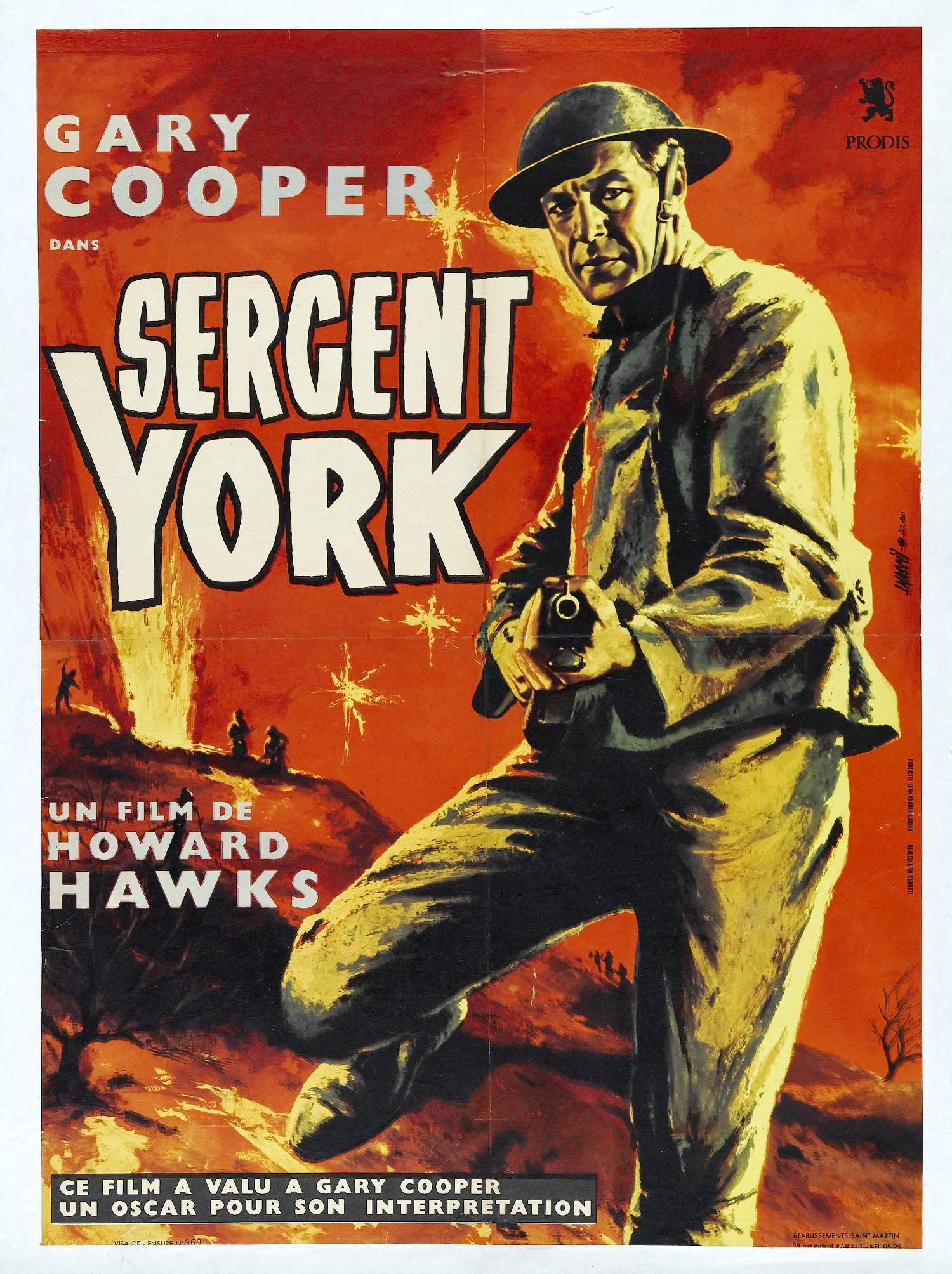Sergent York