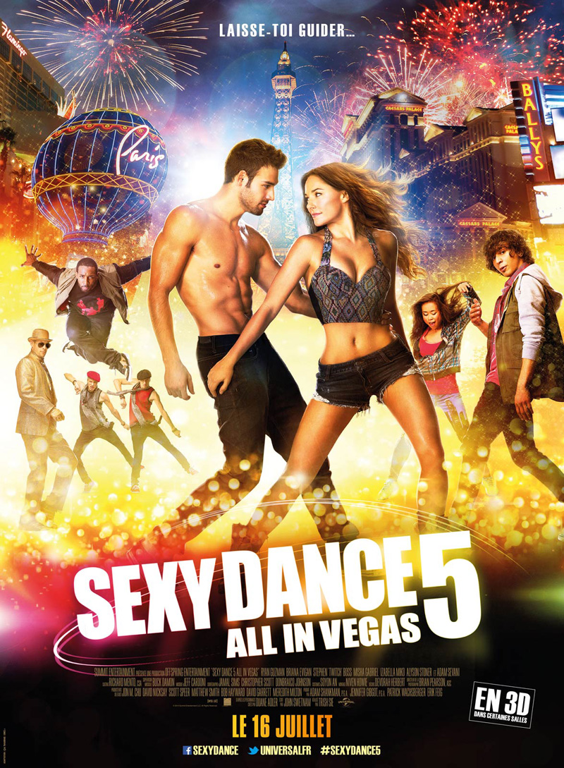 Sexy Dance 5 All In Vegas