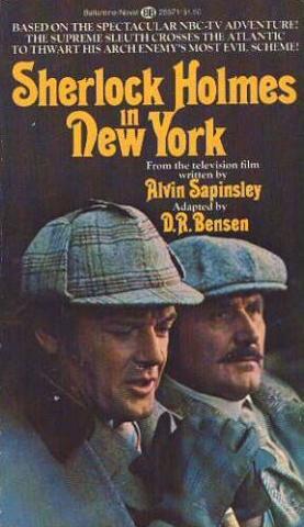 Sherlock Holmes à New York