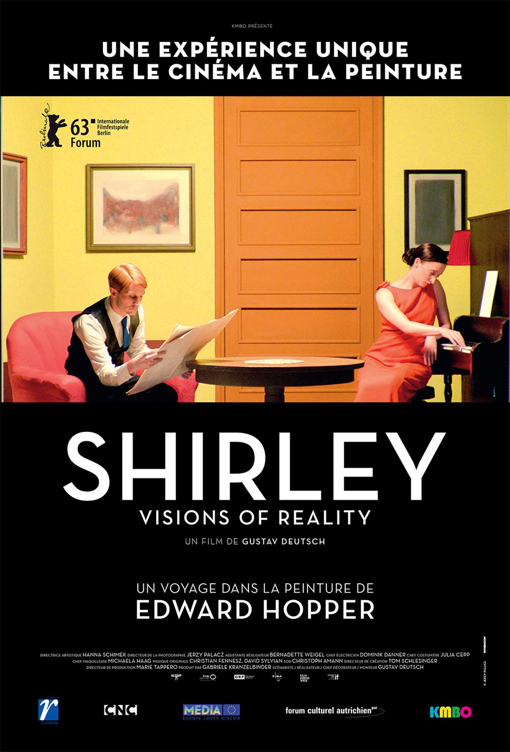 Shirley, un voyage dans la peinture d