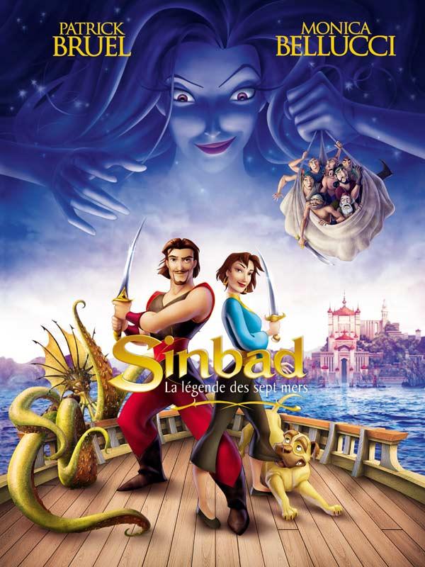 Sinbad la légende des sept mers