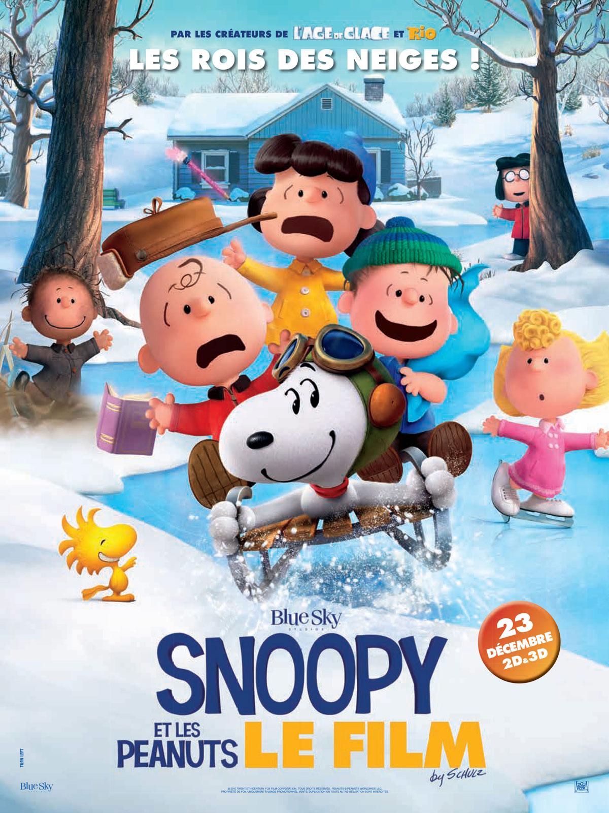 Snoopy et les Peanuts Le Film