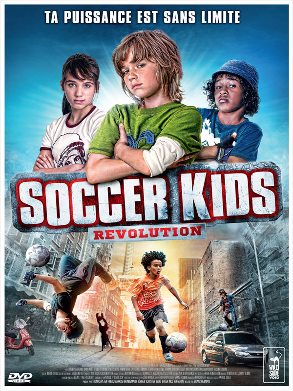 Soccer Kids Revolution