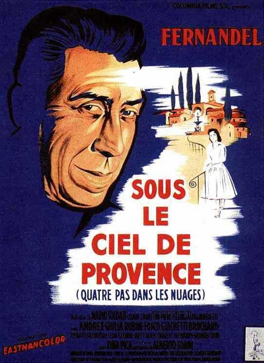 Sous le ciel de Provence