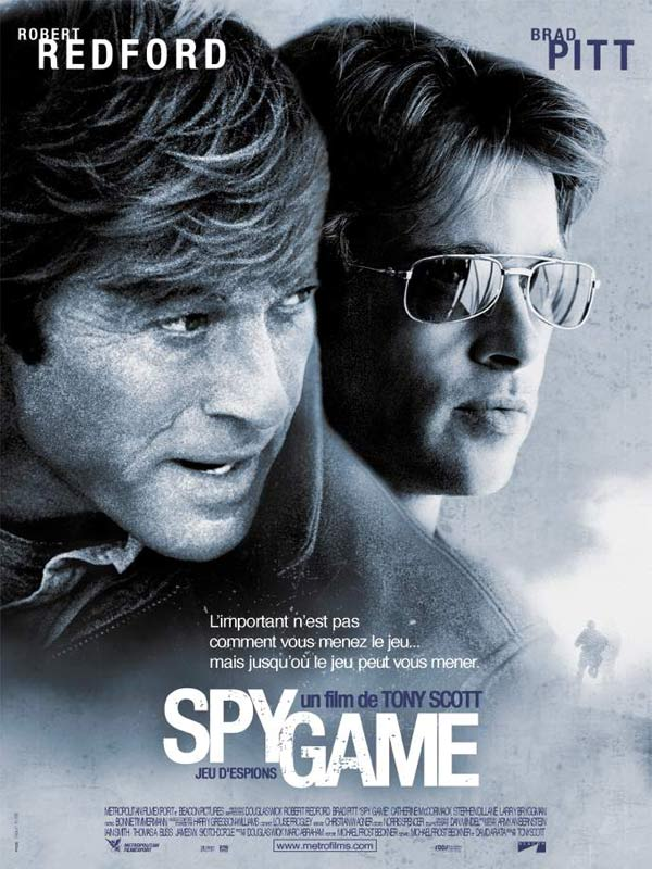Spy game, jeu d