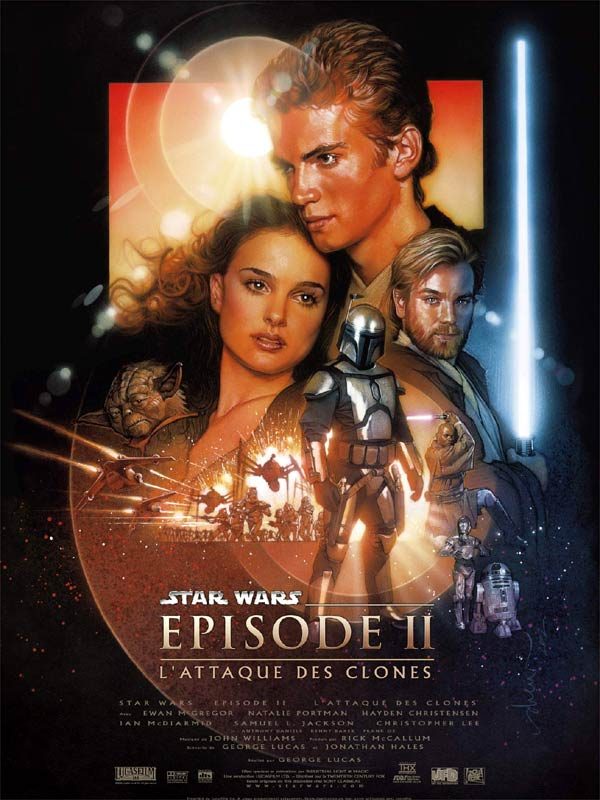 Star Wars : Episode II L