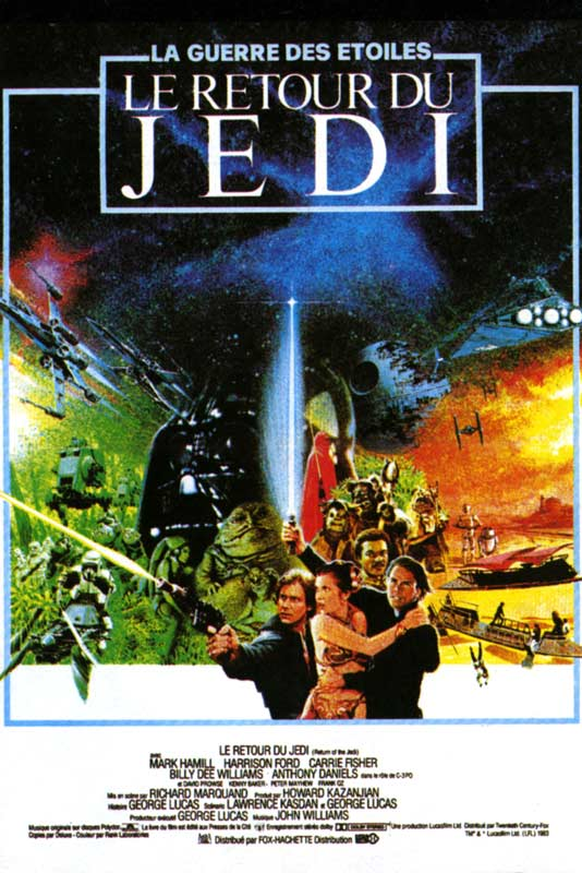 Star Wars : Episode VI Le Retour du Jedi