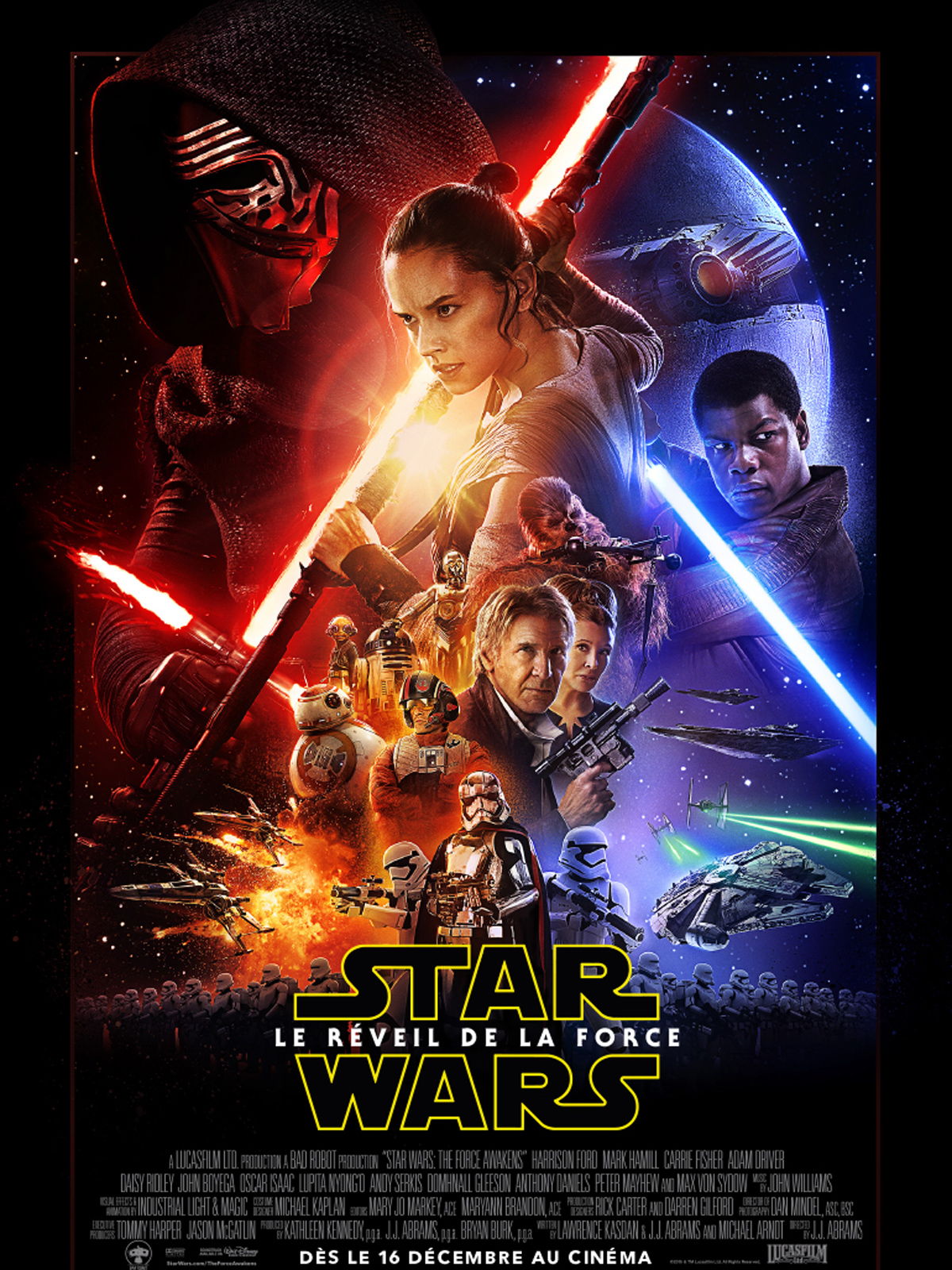 Star Wars: Episode VII Le réveil de la force