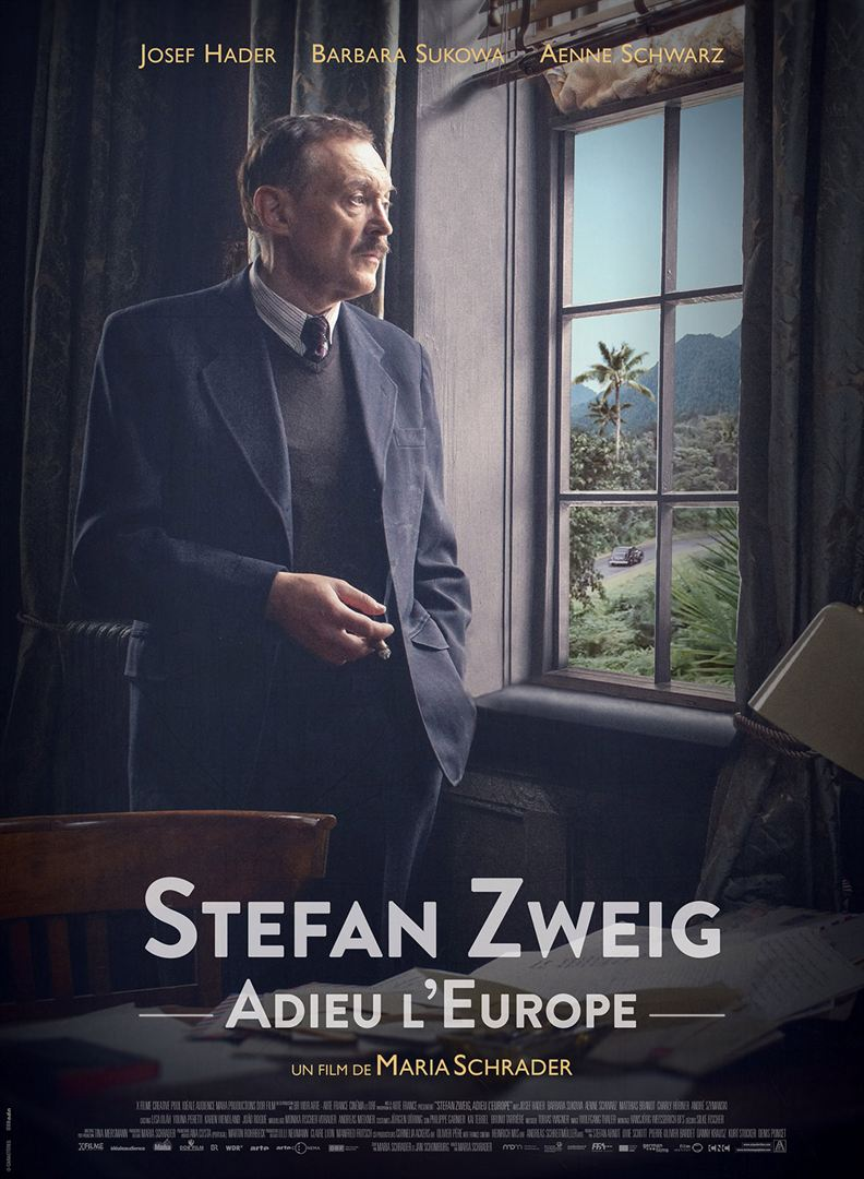 Stefan Zweig, adieu l