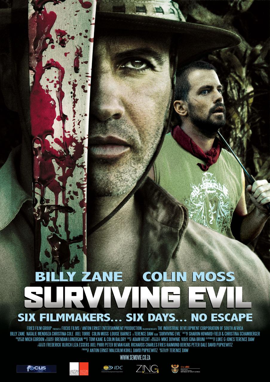 Surviving Evil affiche