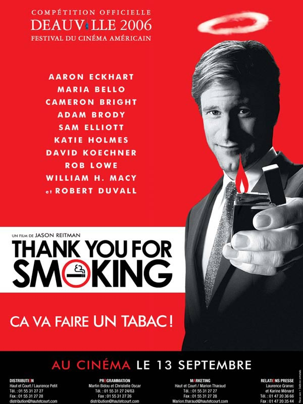 thank you of smoking Find great deals on ebay for thank you for smoking shop with confidence.