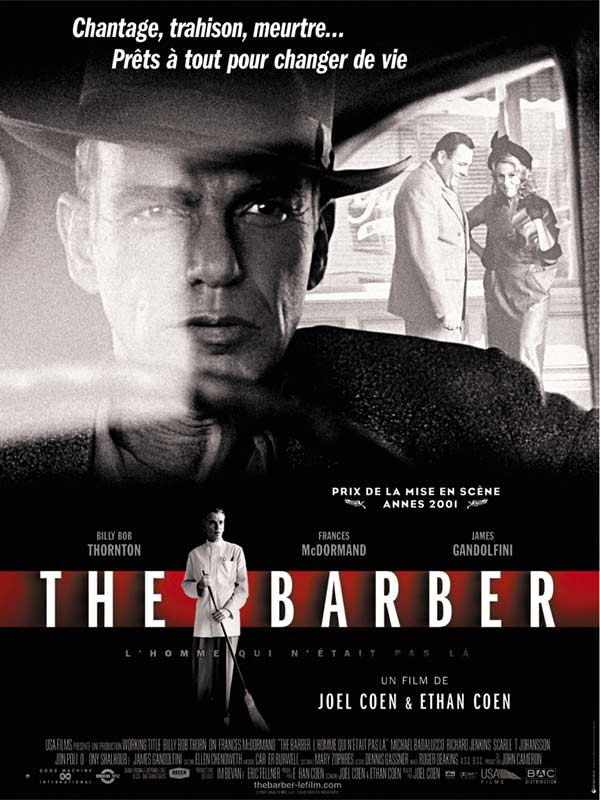 The Barber : l
