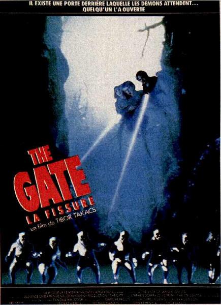 The Gate La Fissure