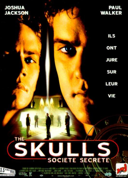 The Skulls, société secrète