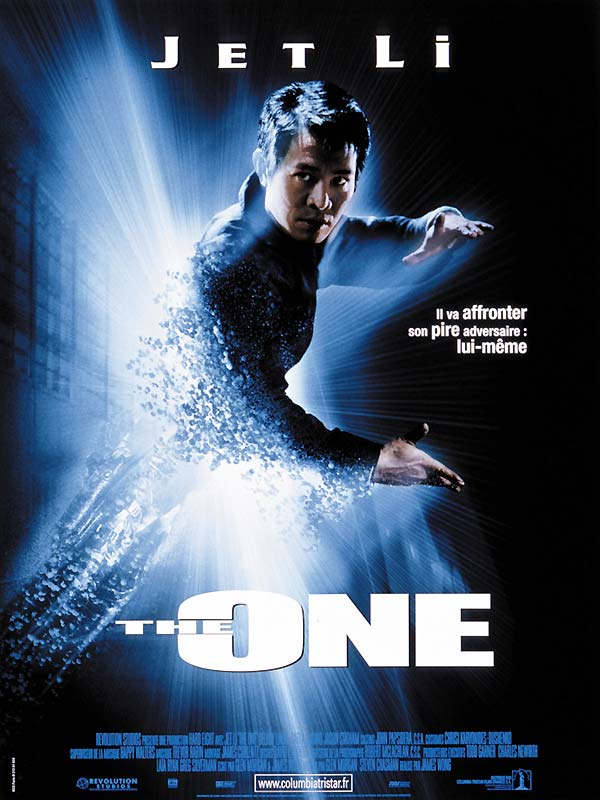 The One affiche