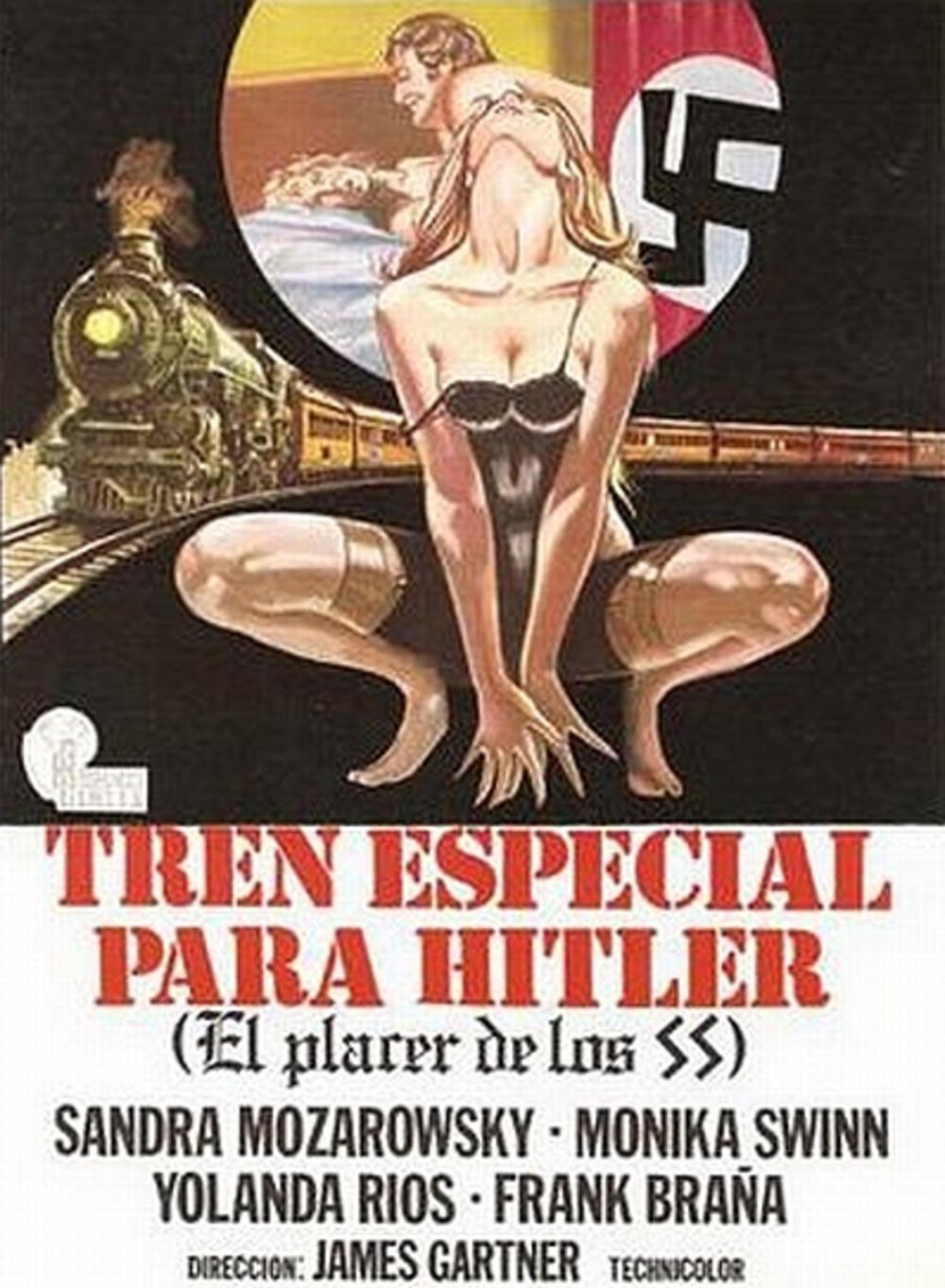 Train spécial pour Hitler