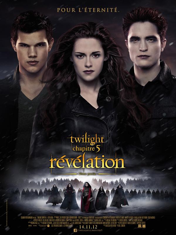 Twilight Chapitre 5 : Révélation 2e partie