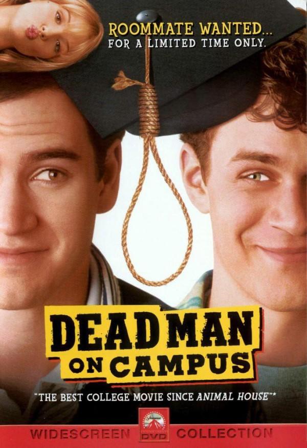 Un cadavre sur le campus
