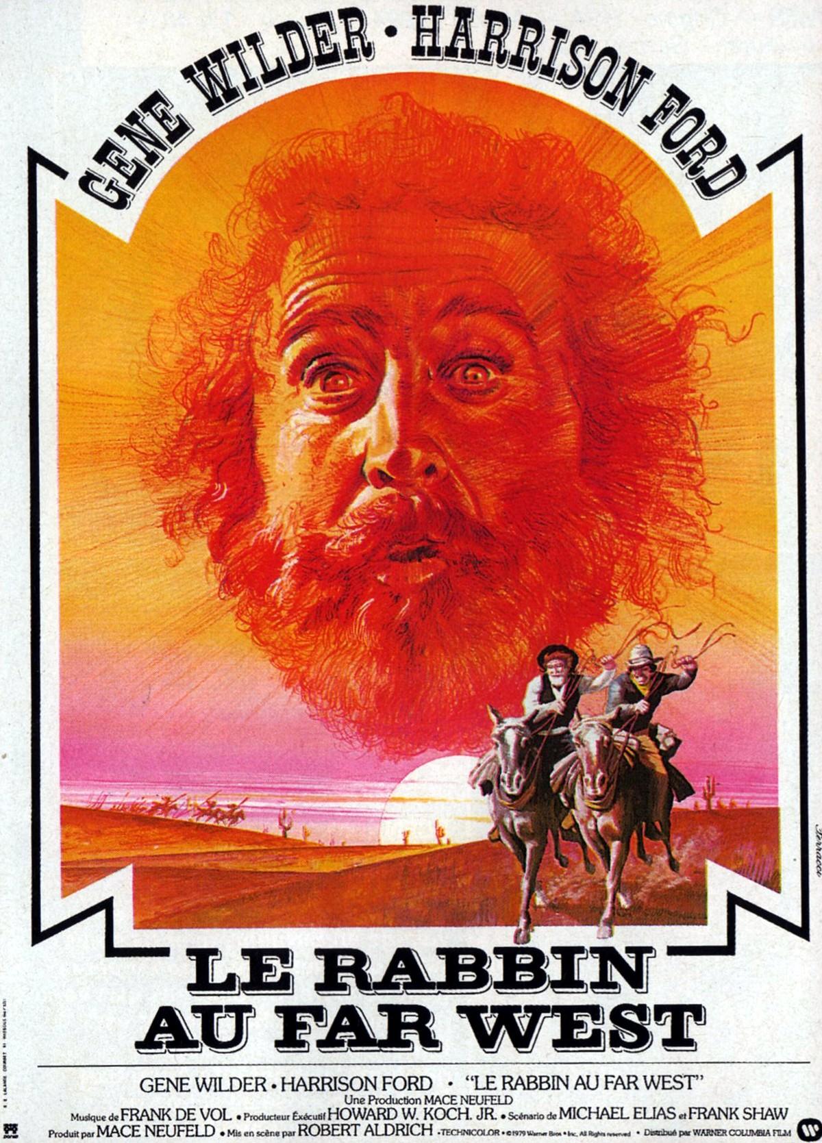Un rabbin au Far-West