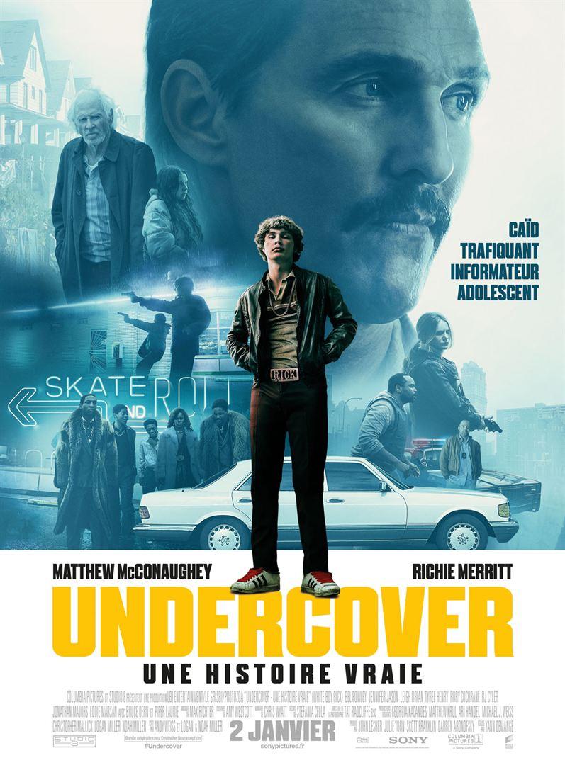 Undercover Une histoire vraie